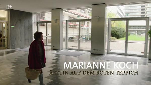 Br Mediathek Lebenslinien Marianne Koch
