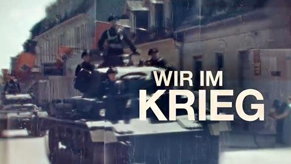 Medienkorrespondenz: Jörg Müllner: Wir im Krieg